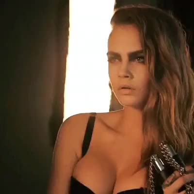 Watch and share Cara Delevingne GIFs and Fashion GIFs on Gfycat