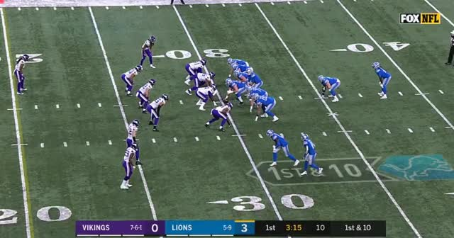 Watch and share Minnesota Vikings GIFs and Detroit Lions GIFs by skepticismissurvival on Gfycat