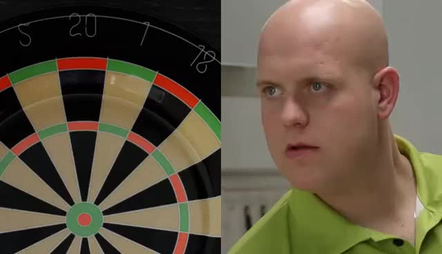 Watch and share Van Gerwen Boerenkool GIFs on Gfycat