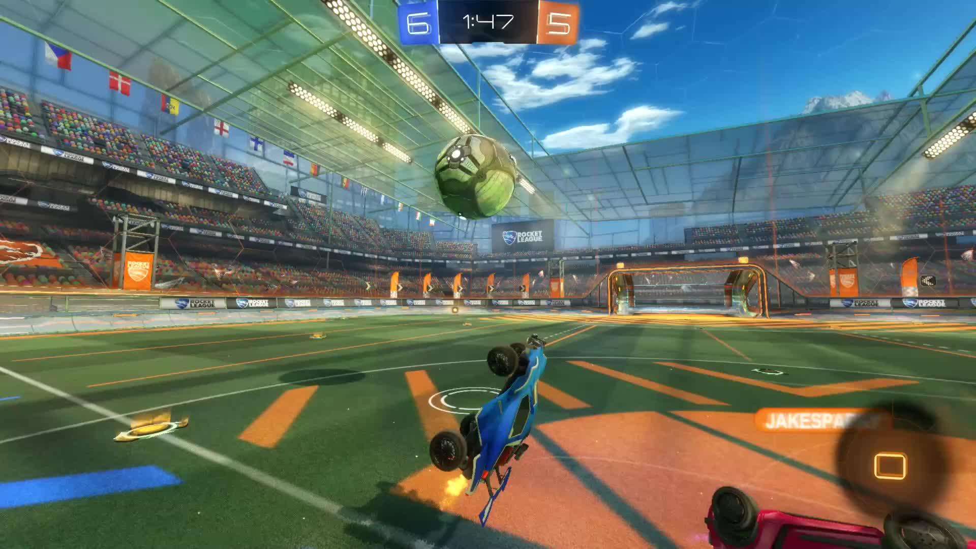 Gif Your Game, GifYourGame, Goal, Rocket League, RocketLeague, mUnO, Goal 12: mUnO GIFs