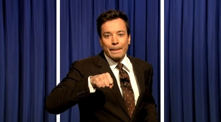Jimmy Fallon Fist Bump GIFs