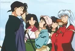 Watch and share Episode 41 GIFs and Inuyasha GIFs on Gfycat