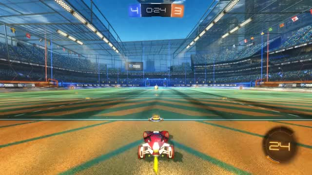 Watch Goal 8: Maurice GIF by Gif Your Game (@gifyourgame) on Gfycat. Discover more BadPanda, RocketLeague GIFs on Gfycat