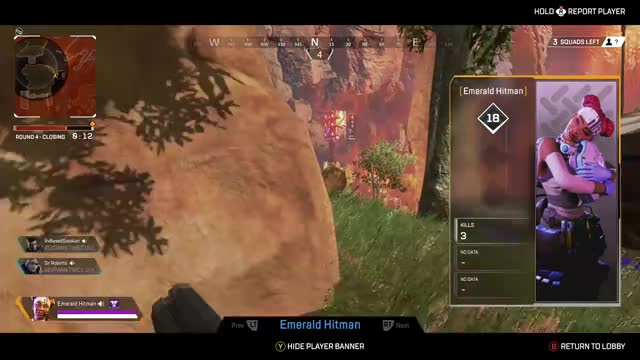 Watch and share Apexlegends GIFs and Sir Robotto GIFs by Gamer DVR on Gfycat