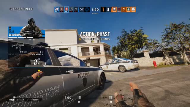 Watch and share Rainbow Six GIFs and Siege GIFs by drdingus45 on Gfycat