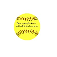 Watch and share Softball animated stickers on Gfycat