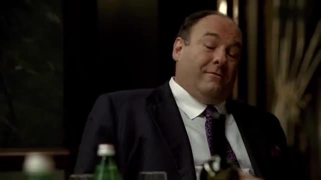 Watch and share The Sopranos - Phil Leotardo GIFs on Gfycat