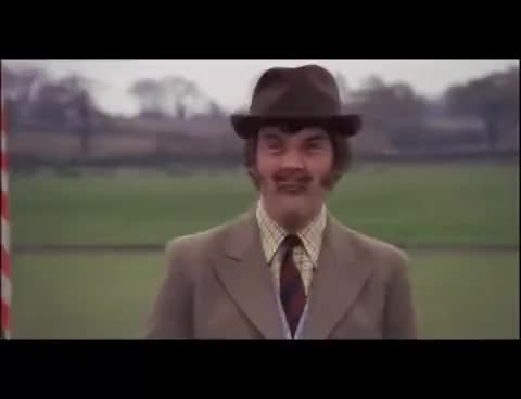 Watch and share Monty Python - Upper Class Twit Of The Year GIFs on Gfycat