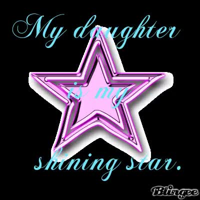 Watch and share My Daughter Is My Shining Star GIFs on Gfycat