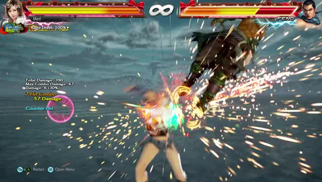 Watch tekken (14) GIF on Gfycat. Discover more tekken GIFs on Gfycat