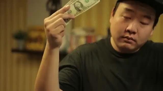 Watch and share Make It Rain 1 Dollar Bill GIFs by cyborgcommando0 on Gfycat