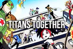Watch and share Titans Together GIFs and The Prophecy GIFs on Gfycat