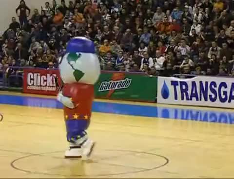 Watch and share Funny Mascot GIFs on Gfycat