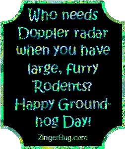 Watch and share Groundhog Plaque animated stickers on Gfycat
