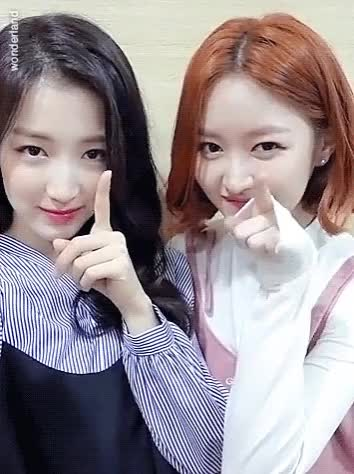 Watch and share Gu9udan GIFs and Gugudan GIFs by The_Nucky on Gfycat