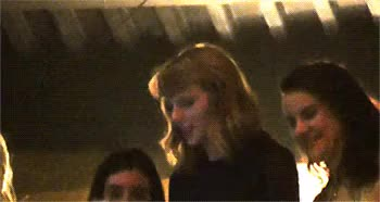 Watch and share I Thought Of This GIFs and Taylor Lurking GIFs on Gfycat