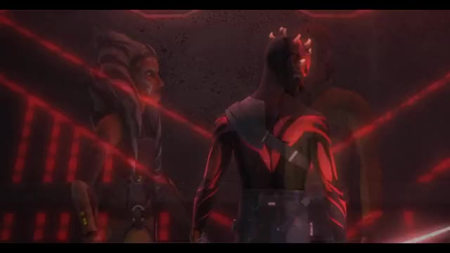 Watch and share [SWR] Blitzes And Blinds Kanan Jarrus Before He Or Ahsoka Can React GIFs by tulaknaga on Gfycat