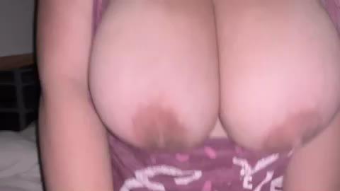 large titties bouncing on daddies dick!