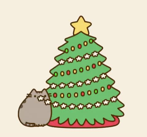 Watch and share Christmas Tree GIFs and Holidays GIFs by Reactions on Gfycat