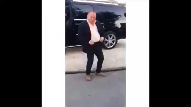 Old White Man Does Crip Walk Gif By Pm Me Steam K3ys Pmmesteamk3ys