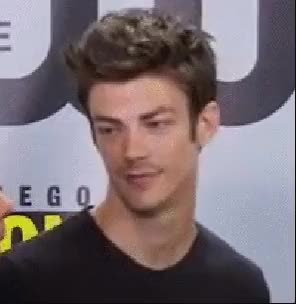 Watch and share Grant Gustin GIFs and Barry Allen GIFs on Gfycat