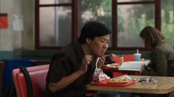 Ken Jeong, burnreaction, insult, sickburn, burn GIFs