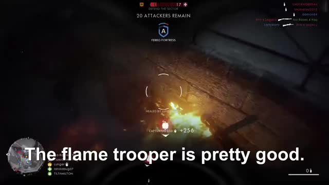 Watch Lunger playing Battlefield™ 1 GIF on Gfycat. Discover more battlefield_one GIFs on Gfycat