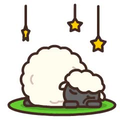 Watch Sleeping Sheep GIF on Gfycat. Discover more sheep, sleep, sleepy, zzz GIFs on Gfycat