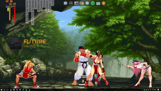 Watch BOOTY SHAKE CAPCOM SNK GIF on Gfycat. Discover more related GIFs on Gfycat