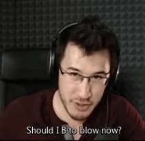 Watch this blow job GIF on Gfycat. Discover more markiplier GIFs on Gfycat