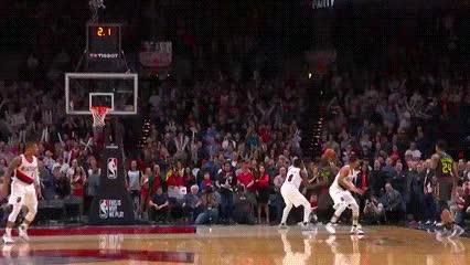 Watch and share Paul Millsap — Atlanta Hawks GIFs by Off-Hand on Gfycat