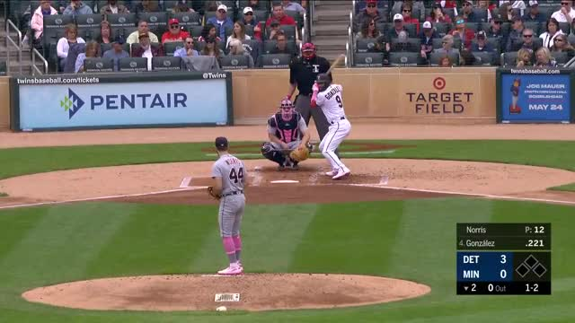Watch and share Minnesota Twins GIFs and Detroit Tigers GIFs by Matthew Wallach on Gfycat