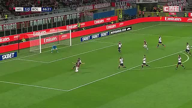 Watch and share Ac Milan GIFs and Bologna GIFs by nanook on Gfycat