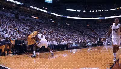 Watch and share Indiana Pacers GIFs and 2013 Playoffs GIFs on Gfycat