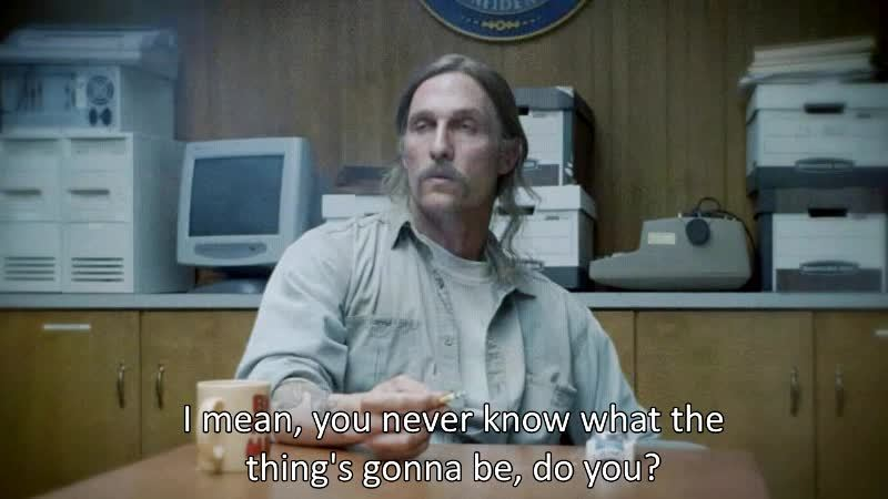 Matthew McConaughey, truedetective, What we're all struggling to find (reddit) GIFs