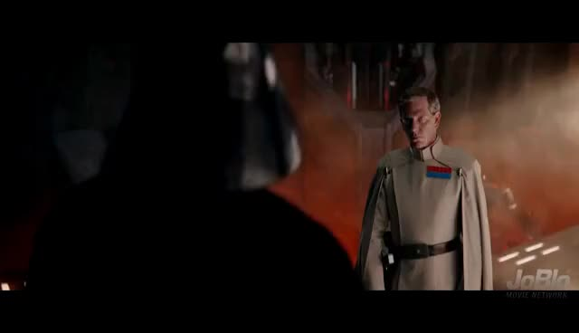 Watch and share ROGUE ONE Movie Clip - Krennic Visits Darth Vader Scene |4K ULTRA HD| 2016 GIFs on Gfycat
