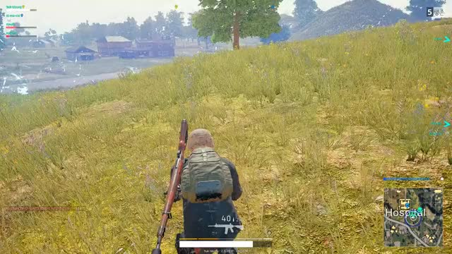 Watch and share PlayerUnknown's Battlegrounds 2017.08.28 - 18.07.46.08.DVRTrim GIFs by 9uk-bbong on Gfycat