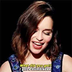 Watch and share Emilia Clarke GIFs and Eclarkeedit GIFs on Gfycat