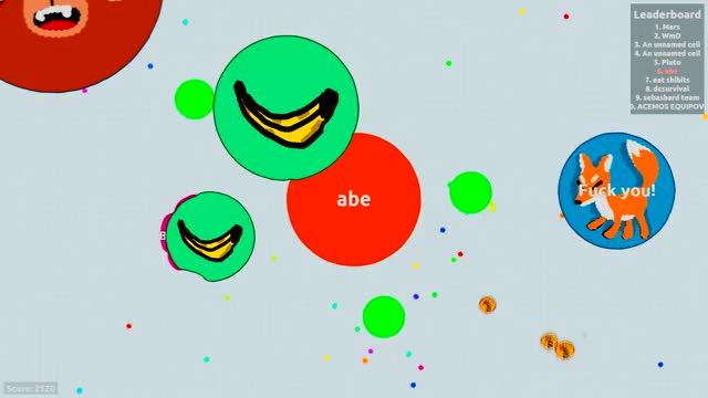 Watch and share Agario GIFs by abe123 on Gfycat