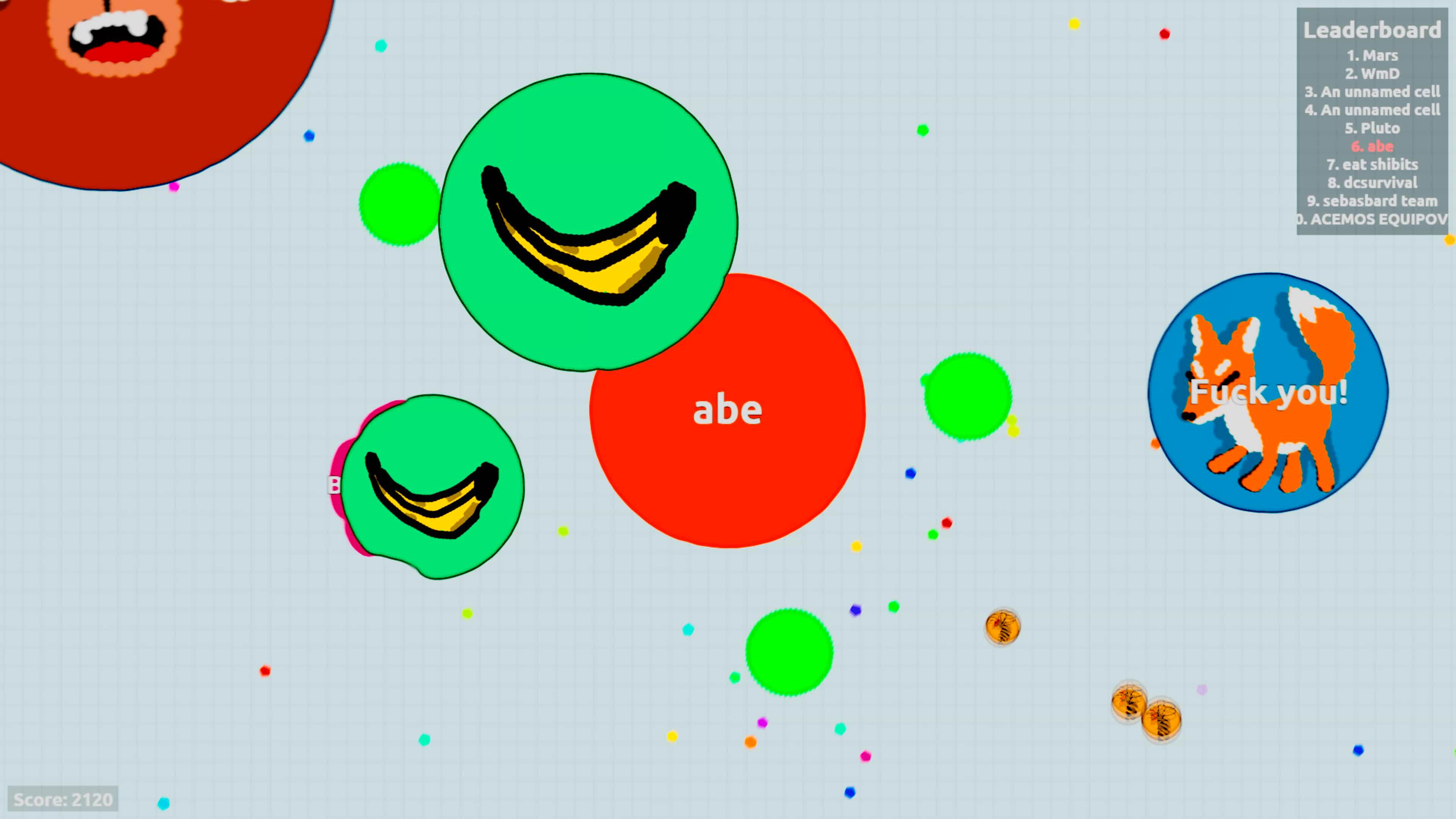 agario, Someone is mad at me GIFs
