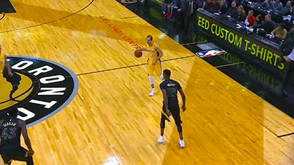 012818, Alex Caruso — Los Angeles Lakers GIFs
