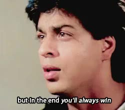 Watch and share Shahrukh Khan GIFs and Best Quotes GIFs on Gfycat