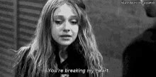 Watch and share You're Breaking My Heart GIFs on Gfycat