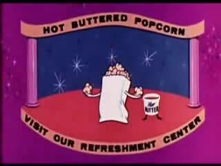 cartoon, intermission, juggling, popcorn, Juggling Popcorn 🍿 GIFs