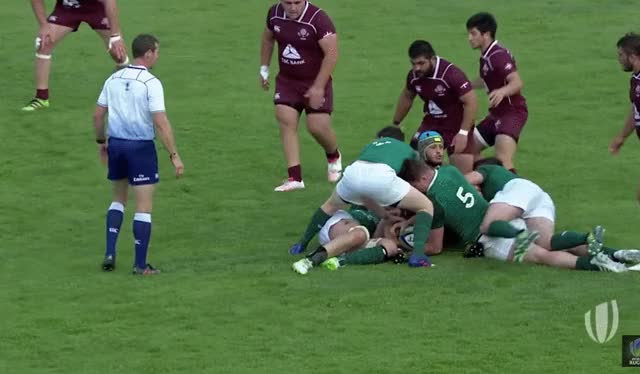 Watch and share Sandro Svanidze - Georgia U20 Vs Ireland U20 GIFs on Gfycat