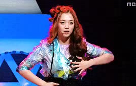 Watch and share Performance GIFs and Choi Jinri GIFs on Gfycat