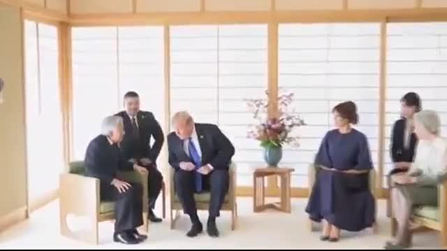 Watch and share Emperor Akihito GIFs and Empress Michiko GIFs on Gfycat