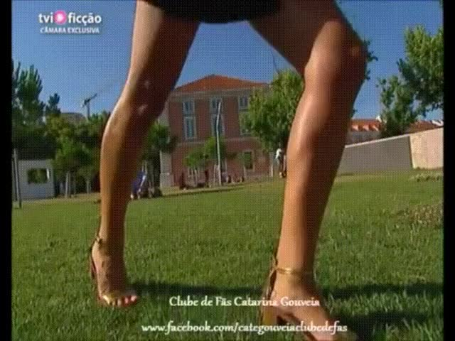 Watch and share Catarina Gouveia GIFs on Gfycat