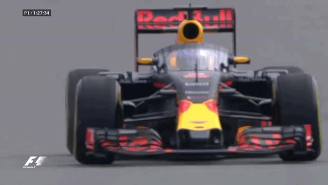 Watch First look at Red Bull's canopy on the track during FP1 (reddit) GIF by @gannonburgett on Gfycat. Discover more formula1, indycar GIFs on Gfycat