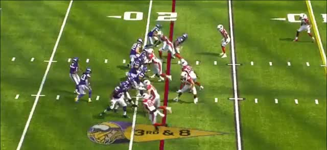 Watch and share Football GIFs by purp1eone on Gfycat